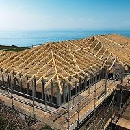 Asnas de Madeira - Construção de telhados